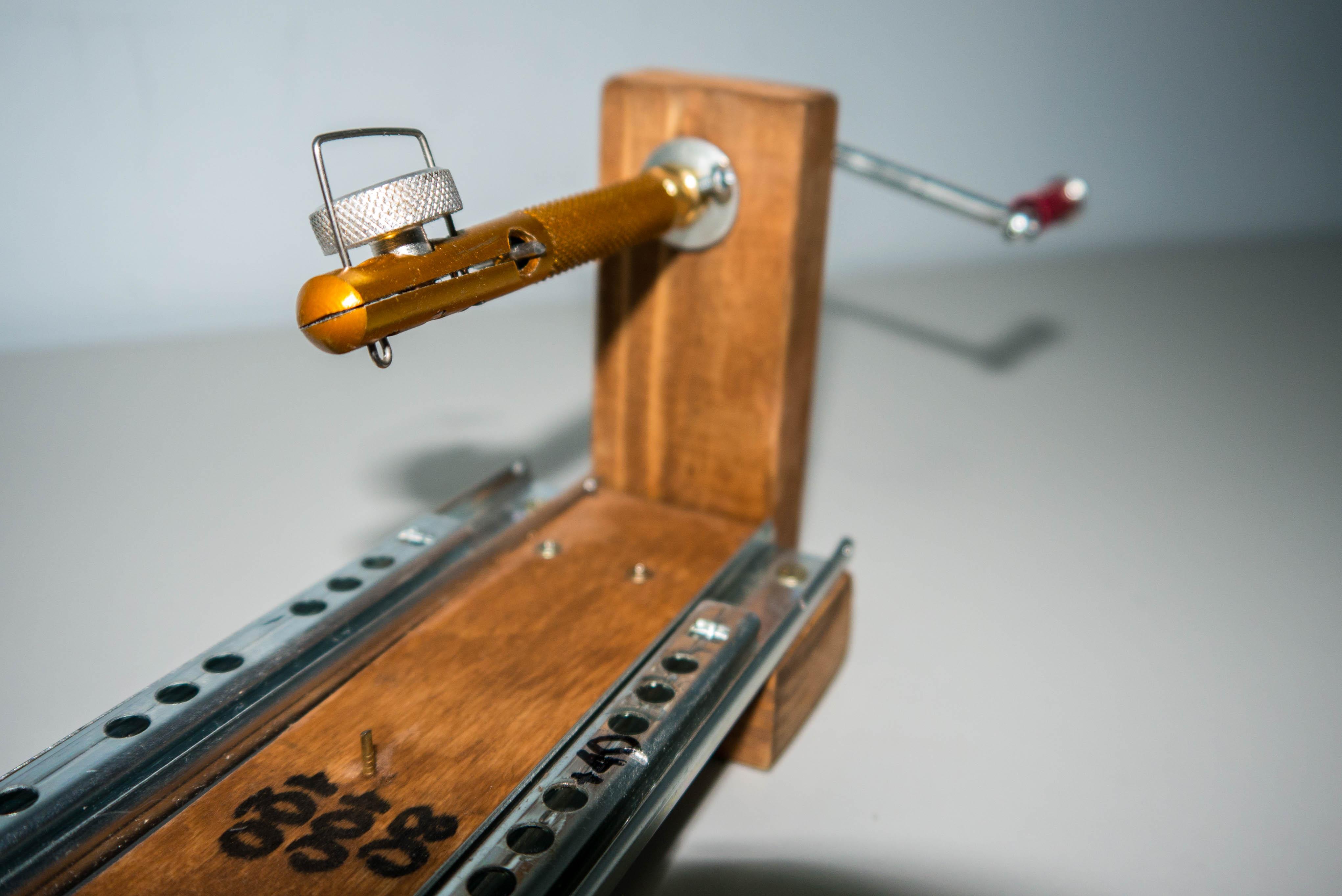 Как сделать станок для вязания полого шнура своими руками 36